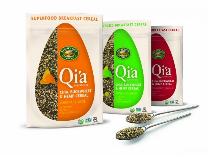 Vegan Qia Cereal
